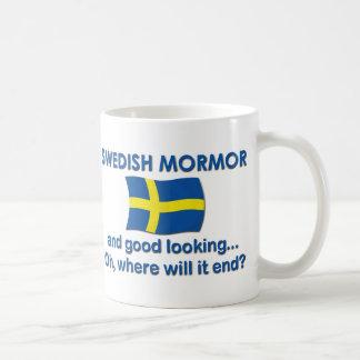 Good Lkg Swedish Mormor (Grandma) Coffee Mugs