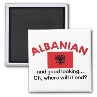 Good Looking Albanian Refrigerator Magnets