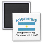 Good Looking Argentine Magnets