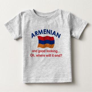 Good Looking Armenian Infant T T Shirt
