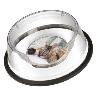 Good-looking art bowl