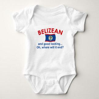 Good Looking Belizean Baby Bodysuit