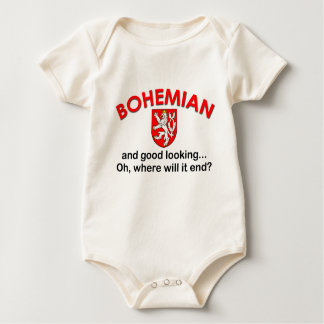 Good Looking Bohemian Baby Bodysuit