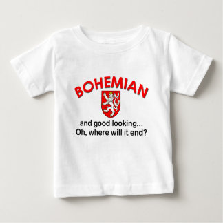 Good Looking Bohemian Baby T-Shirt