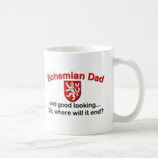 Good Looking Bohemian Dad Coffee Mug