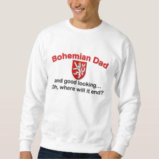 Good Looking Bohemian Dad Sweatshirt