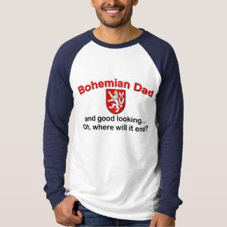 Good Looking Bohemian Dad Tee Shirt