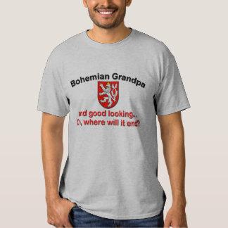 Good Looking Bohemian Grandpa Shirt