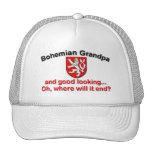 Good Looking Bohemian Grandpa Trucker Hat