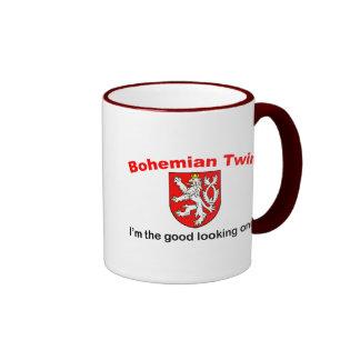 Good Looking Bohemian Twin Ringer Mug
