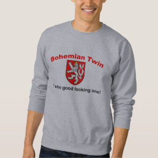 Good Looking Bohemian Twin Sweatshirt