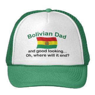 Good Looking Bolivian Dad Hats