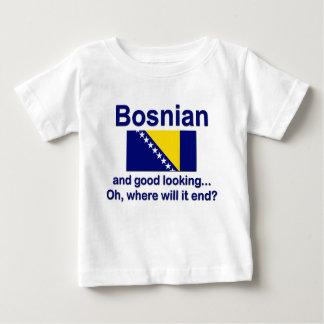 Good Looking Bosnian Baby T-Shirt