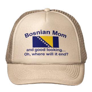 Good Looking Bosnian Mom Trucker Hat