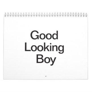 Good Looking Boy Calendar