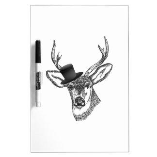 Good looking buck dry erase board