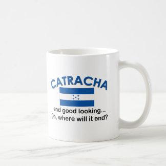 Good Looking Catracha (Honduran) Classic White Coffee Mug