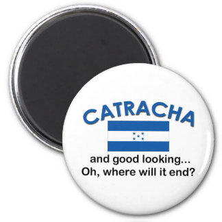 Good Looking Catracha (Honduran) Magnets