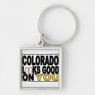 Good Looking Colorado Keychain