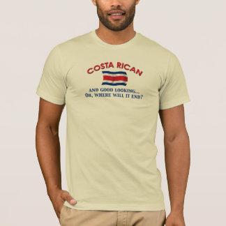 Good Looking Costa Rican T-Shirt