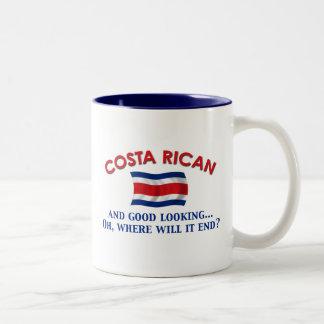 Good Looking Costa Rican Two-Tone Coffee Mug