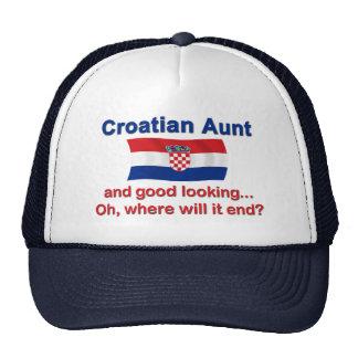 Good Looking Croatian Aunt Trucker Hat