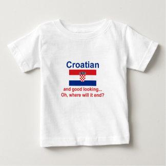 Good Looking Croatian Infant T-shirt
