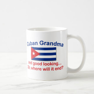 Good Looking Cuban Grandma Coffee Mug