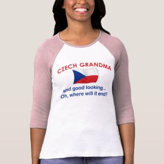 Good Looking Czech Grandma T-Shirt