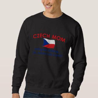 Good Looking Czech Mom Sweatshirt