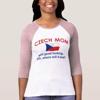 Good Looking Czech Mom T-Shirt