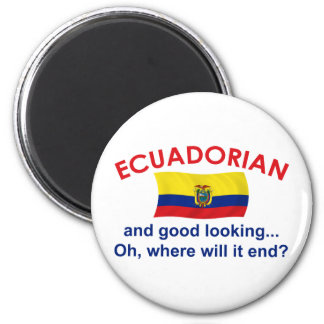 Good Looking Ecuadorian Magnet