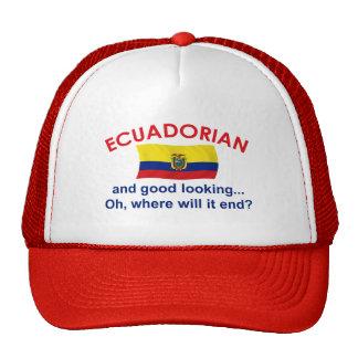 Good Looking Ecuadorian Trucker Hat