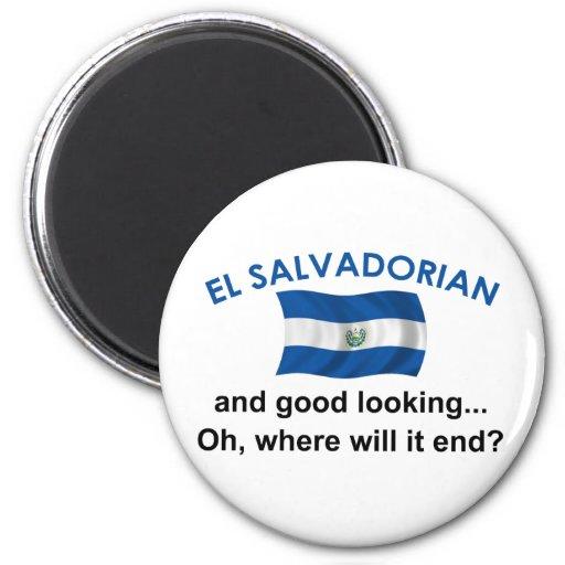 Good Looking El Salvadorian Refrigerator Magnets