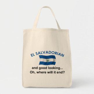 Good Looking El Salvadorian Tote Bag