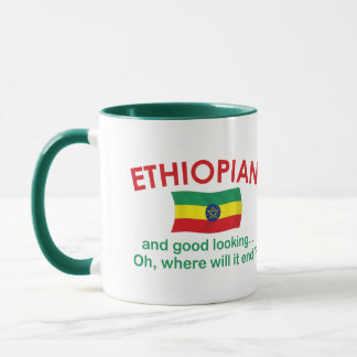 Good Looking Ethiopian Mug