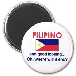 Good Looking Filipino Magnet