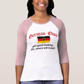 Good Looking German Oma Tee Shirt