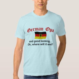 Good Looking German Opa T Shirt