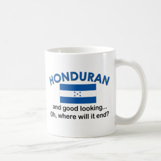 Good Looking Honduran Classic White Coffee Mug