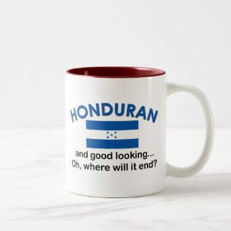 Good Looking Honduran Two-Tone Coffee Mug