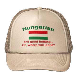 Good Looking Hungarian Trucker Hat