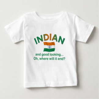 Good Looking Indian 2 Baby T-Shirt