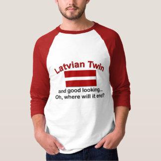 Good Looking Latvian Twin T-Shirt