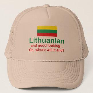 Good Looking Lithuanian Trucker Hat