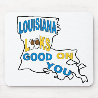 Good Looking Louisiana Mousepad