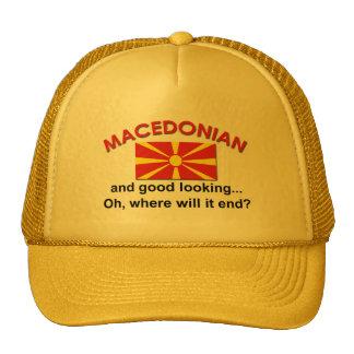 Good Looking Macedonian Trucker Hat