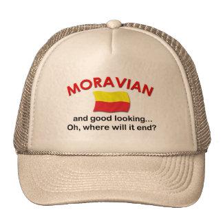 Good Looking Moravian Trucker Hat