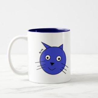 Good-looking mug Blue By Par3a