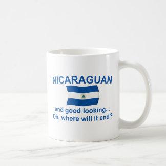 Good Looking Nicaraguan Coffee Mug